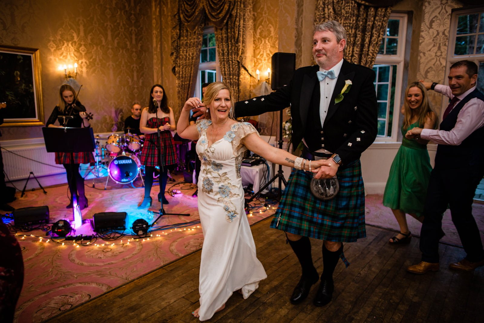 Beautiful Tylney Hall Wedding | Laura & Innes 63
