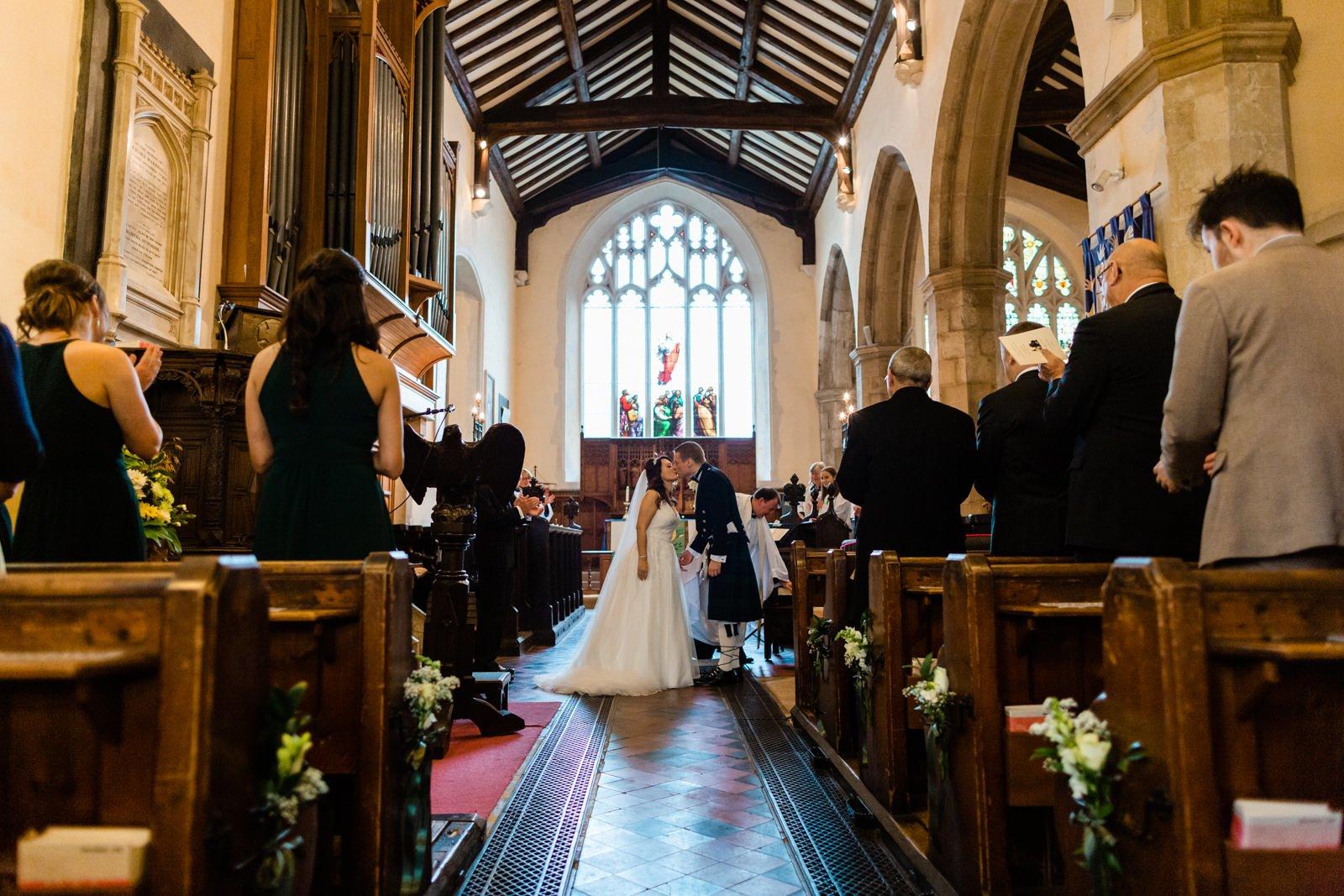 Glamorous Tylney Hall Wedding Photos | Hayley & Stephen 134