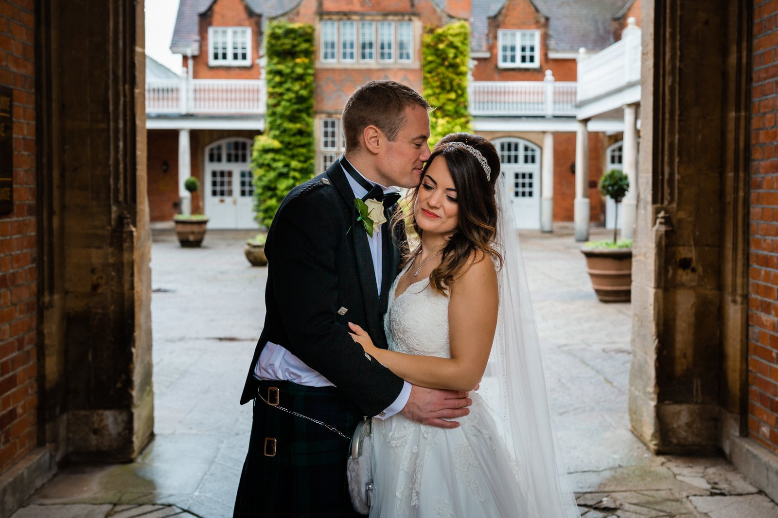 Glamorous Tylney Hall Wedding Photos | Hayley & Stephen 144