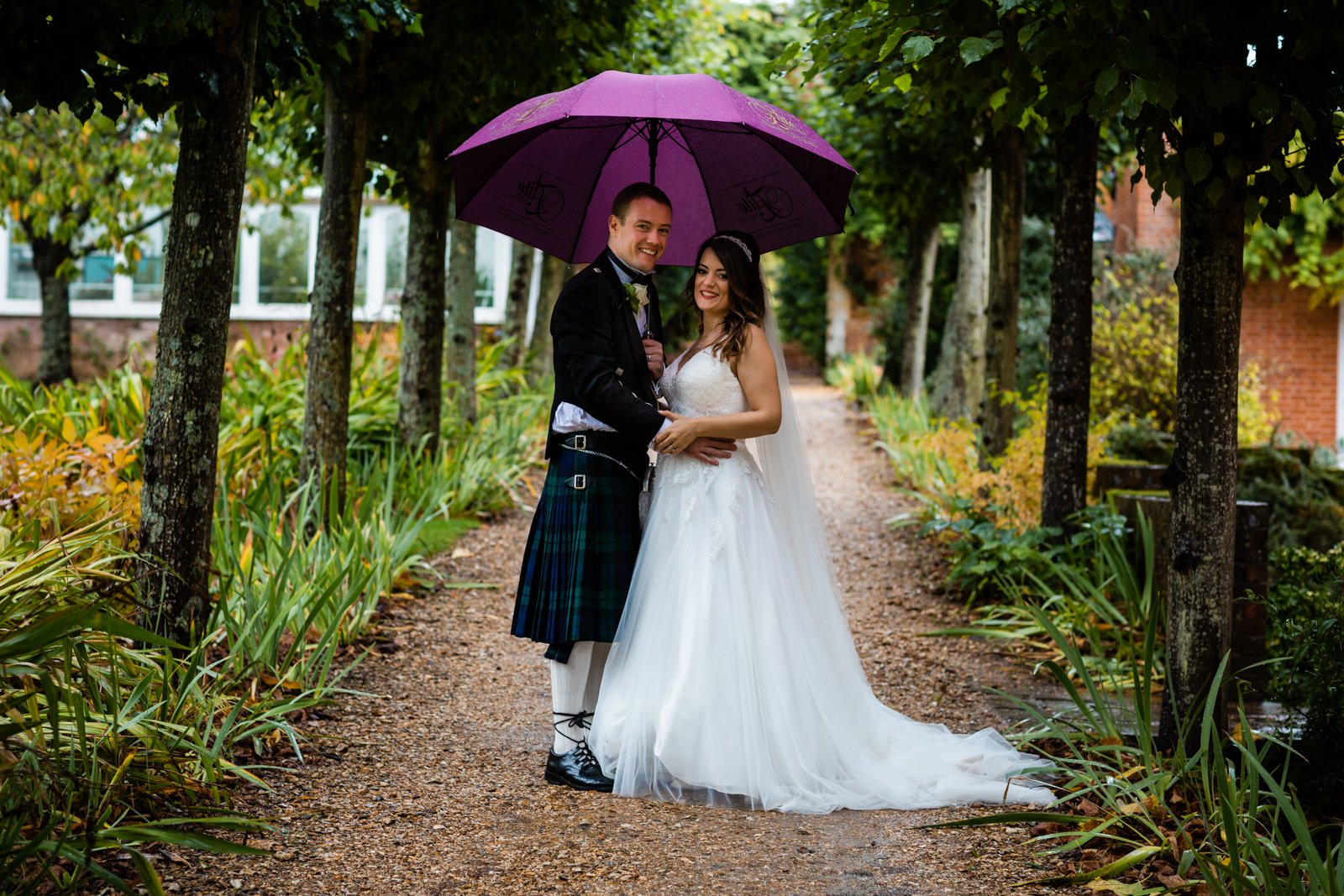 Glamorous Tylney Hall Wedding Photos | Hayley & Stephen 145
