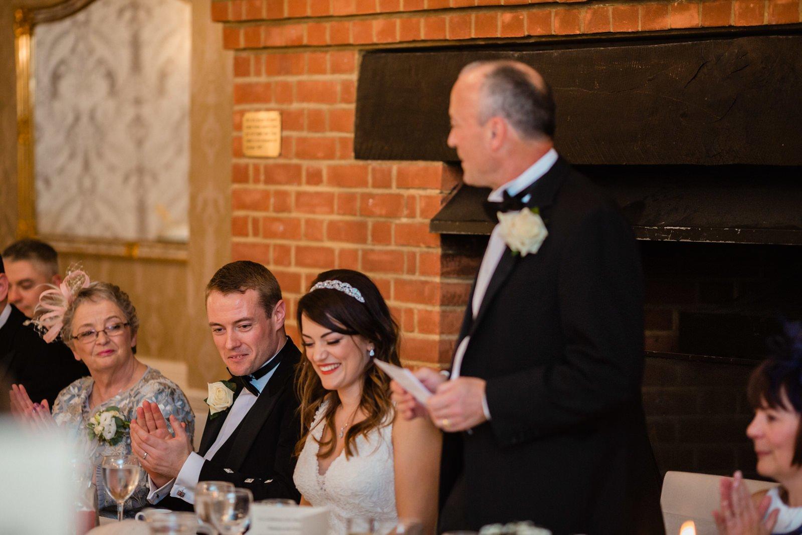 Glamorous Tylney Hall Wedding Photos | Hayley & Stephen 147