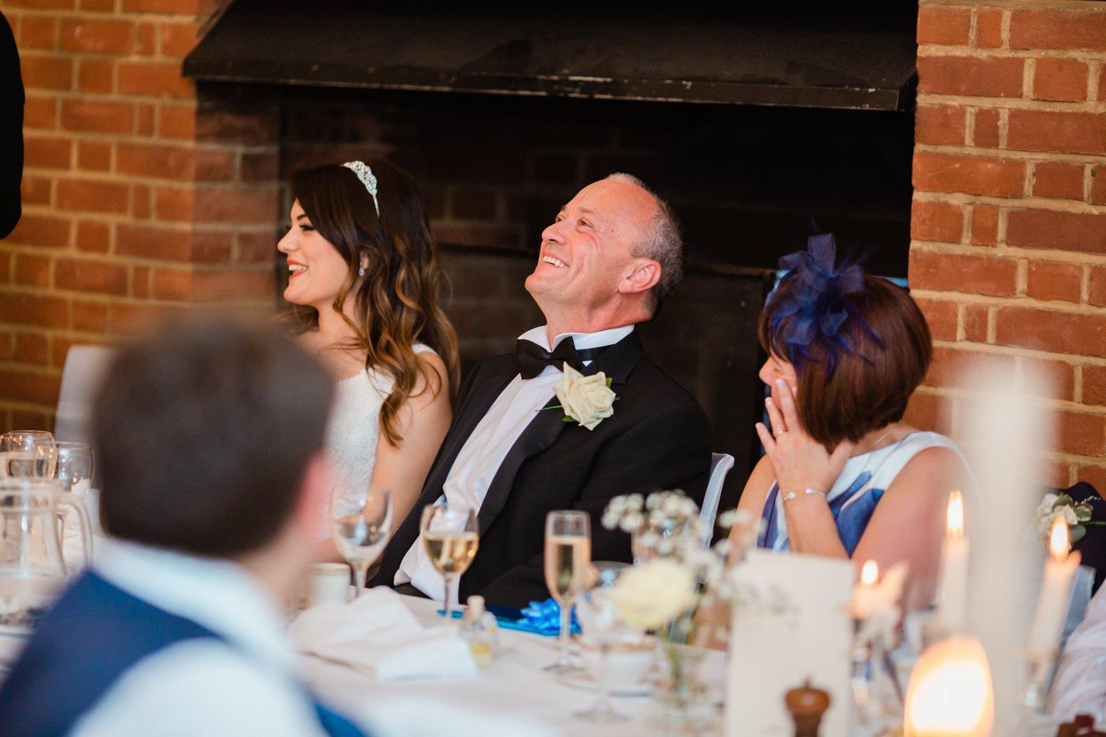Glamorous Tylney Hall Wedding Photos | Hayley & Stephen 150