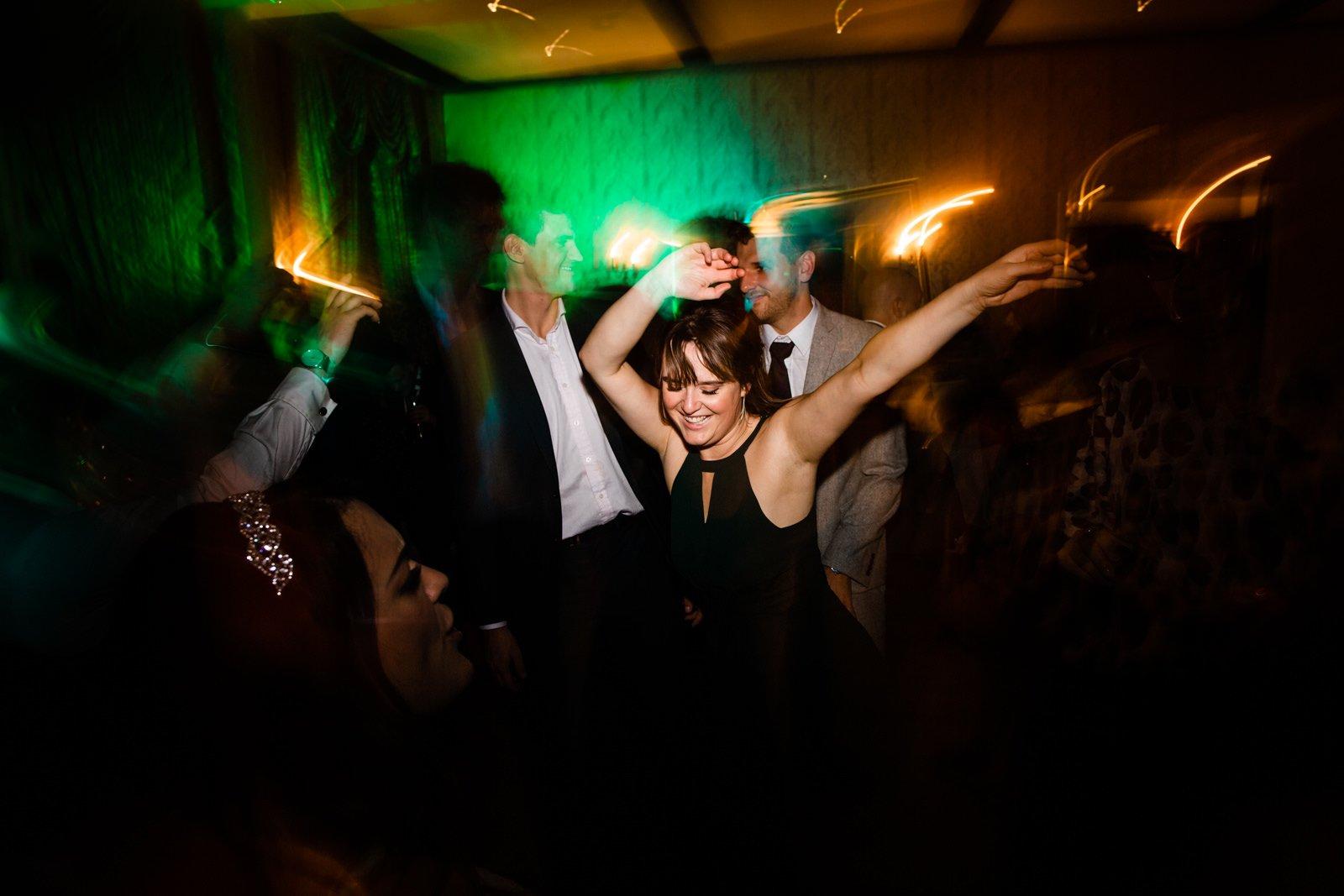 Glamorous Tylney Hall Wedding Photos | Hayley & Stephen 155