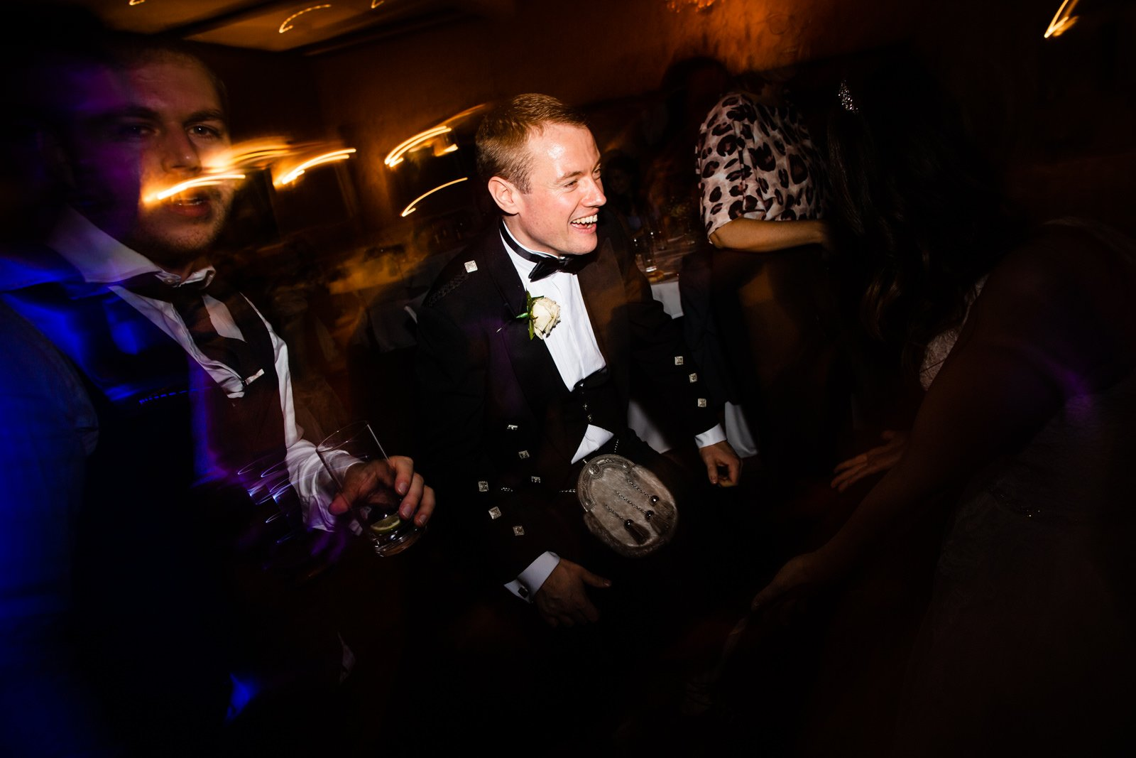 Glamorous Tylney Hall Wedding Photos | Hayley & Stephen 156