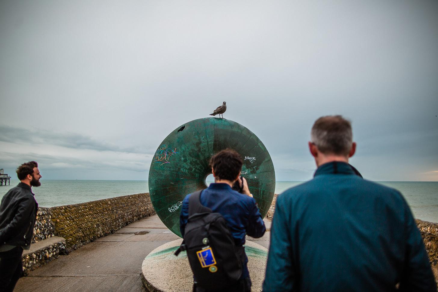 Sam Hurd Workshop in Brighton 7