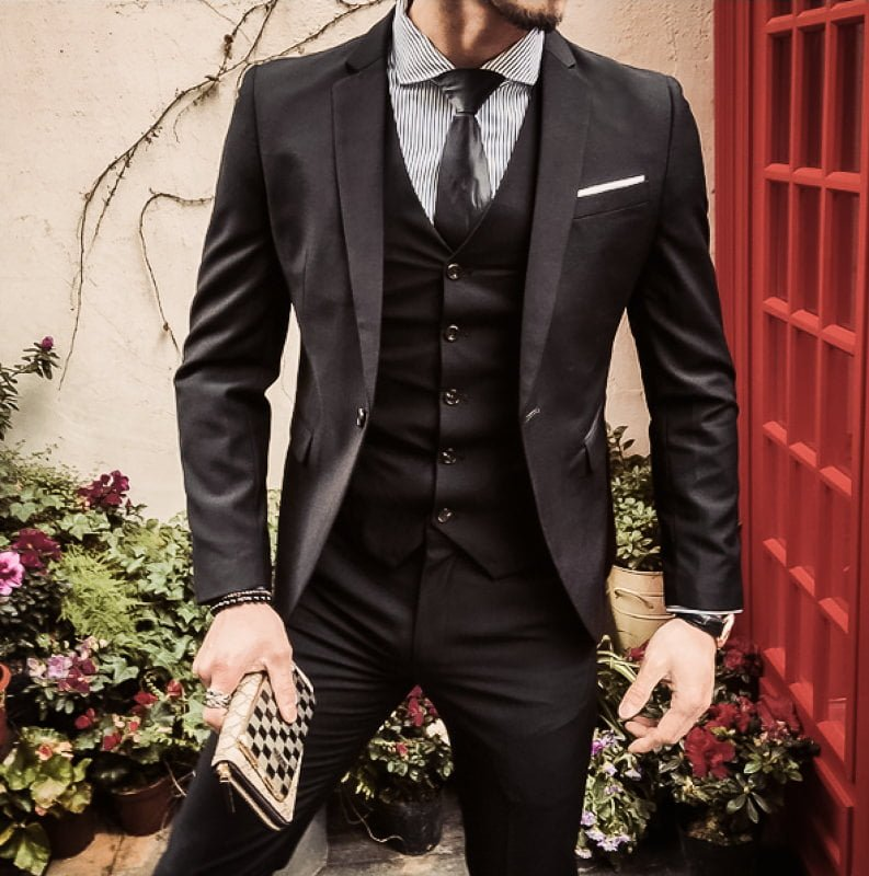 5 wedding suit style ideas