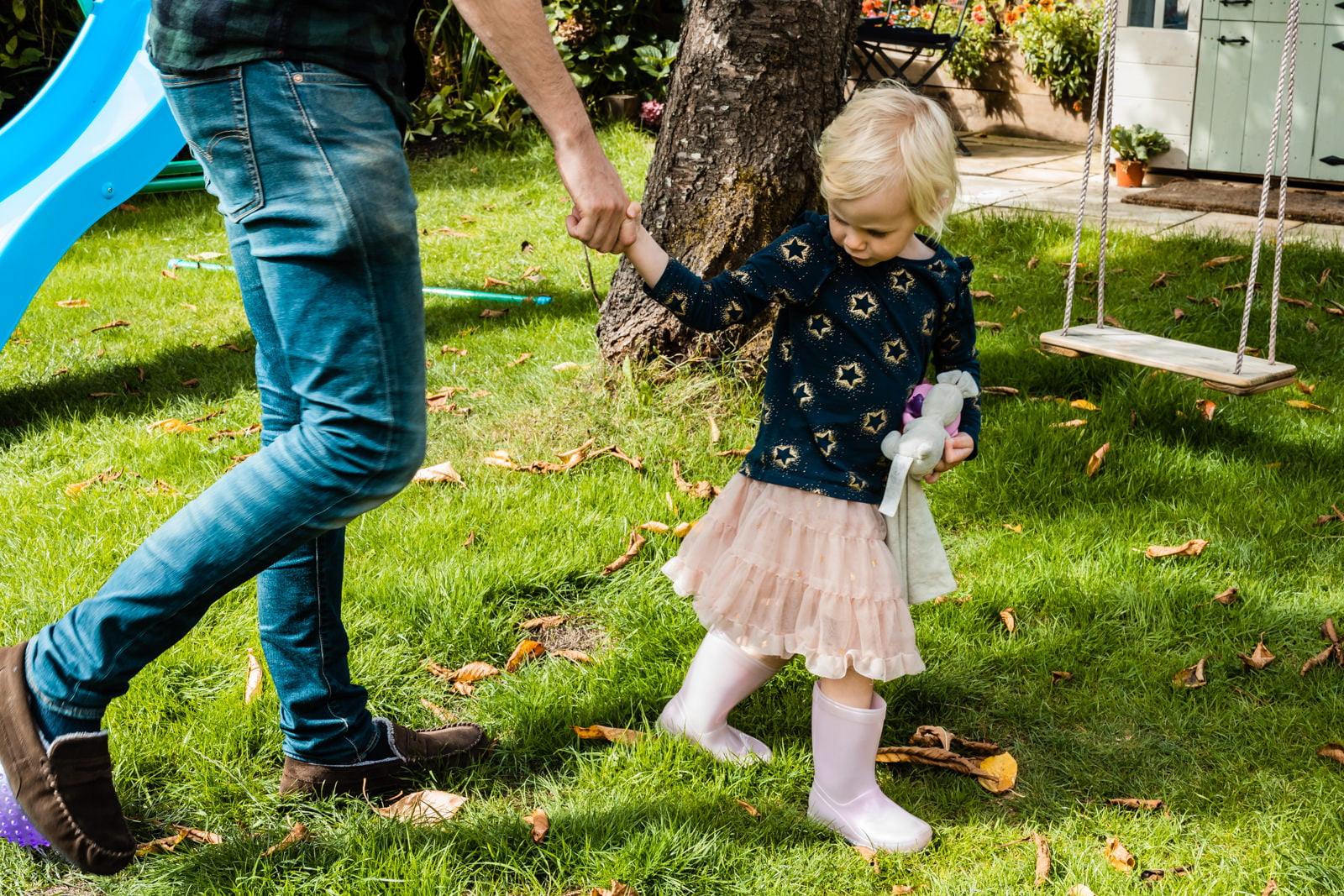 Farnham Family Photoshoot - Joanne, Will & Adeline 1